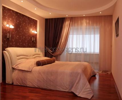for Interior design bedroom with balcony
