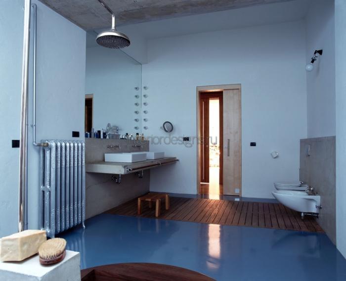 лучшие дизайны ванных комнат