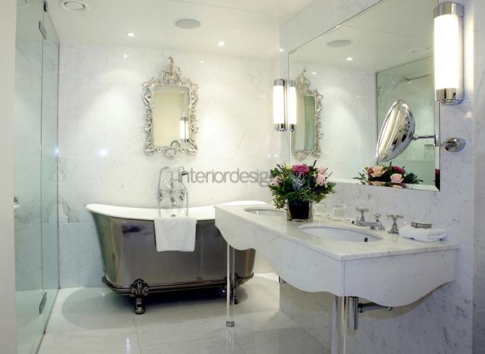лучшие дизайны ванных