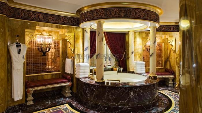 лучшие интерьеры ванных