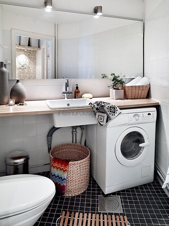 дизайн интерьеров ванных комнат