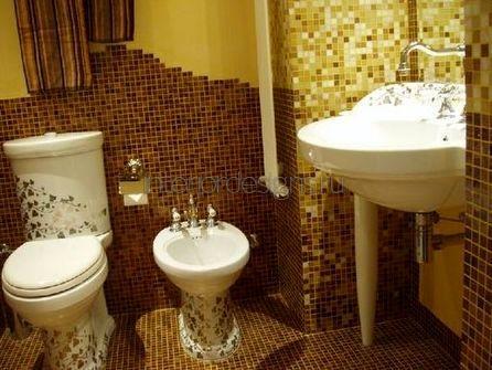 мозаика для отделки интерьера ванной