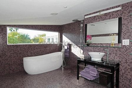 мозайка для оформления ванной