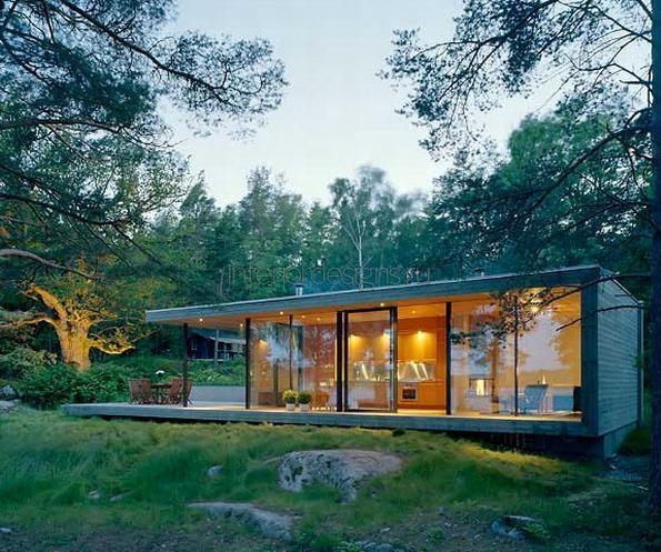 Декор для загородного дома