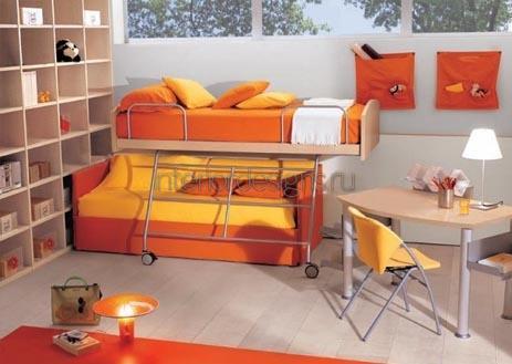 Каким должен быть дизайн детской комнаты?