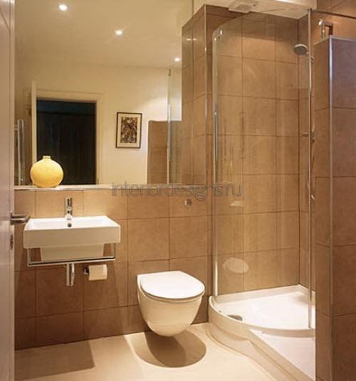 дизайн ванны с помощью искусственного освещения