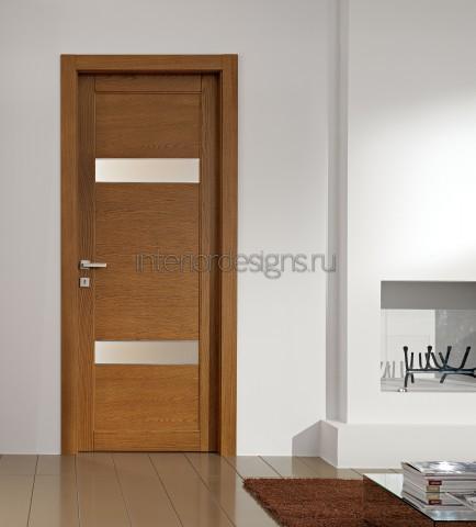 красивые двери в современном интерьере