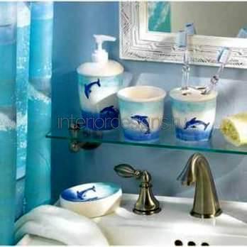 Дизайн стандартной ванной