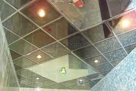 Что касается монтажа, например, зеркальной плитки, то проще этого найти что либо сложно.