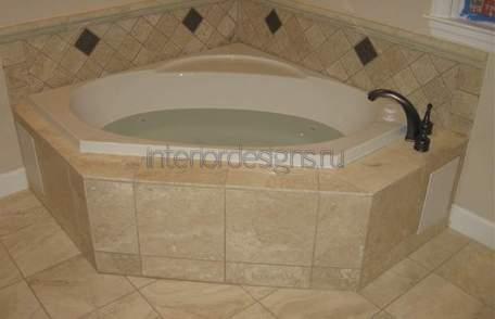 проектирование интерьера ванной в хрущевке