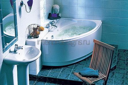 идеи интерьера ванной в хрущевке