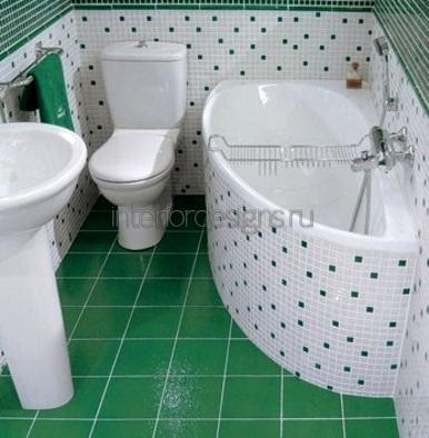 идеи интерьера ванной комнаты в хрущевке