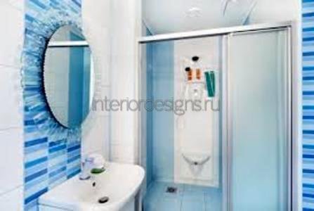 дизайн для малогабаритной ванной