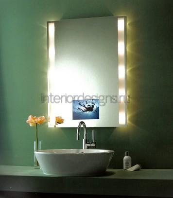 проектирование узкой ванной комнаты