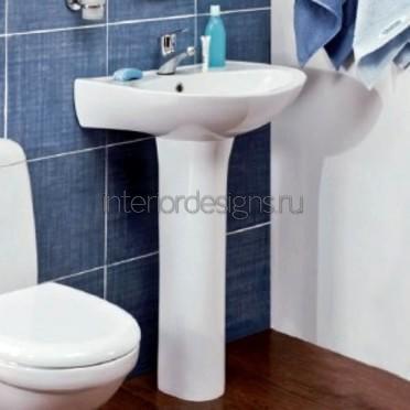 интерьер ванной небольшого размера