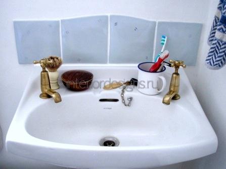 обустройство малогабаритной ванной