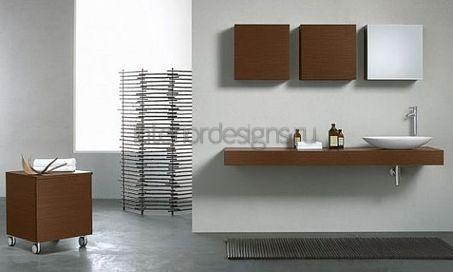 обустройство интерьера для ванной комнаты