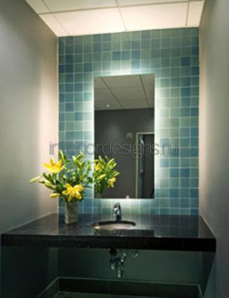 проектирование интерьера ванной