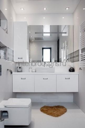 создание интерьера для ванной