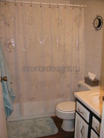 обустройство совмещенного дизайна ванной