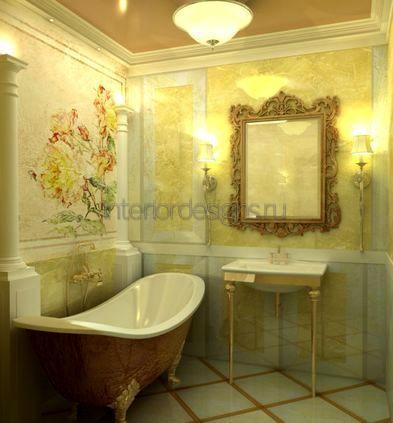проект дизайна для ванной в хрущевке