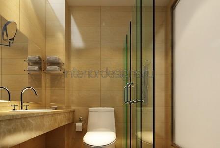 оформление дизайна ванной и туалета