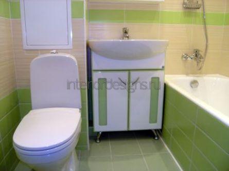 проектирование дизайна ванной и туалета
