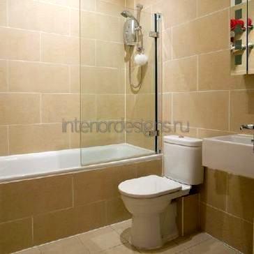 проектирование совмещенной ванной и туалета