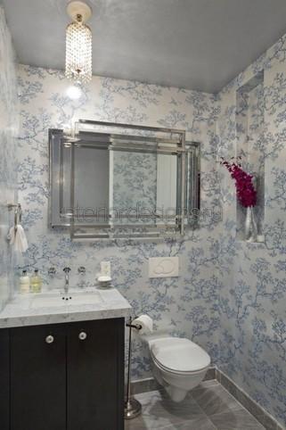 обустройство интерьера ванной