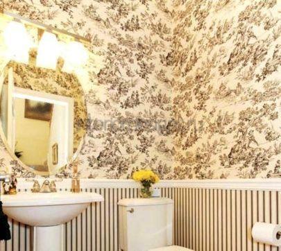 создание интерьера ванной в квартире