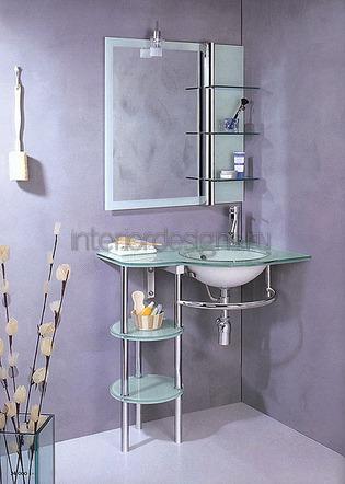 создание интерьера ванной