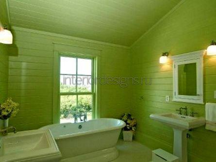 дизайн ванной комнаты с фото