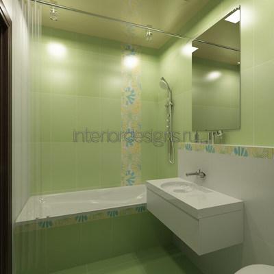дизайн ванной с фото