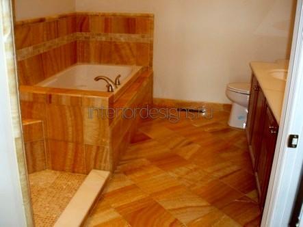 ванная 170х170