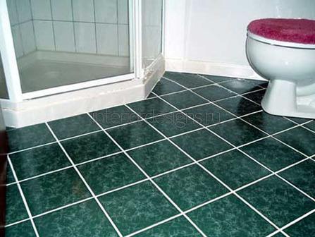оформление ванной комнаты 170х170