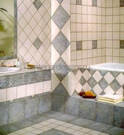 оформление ванной 170х170