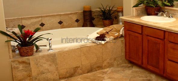 обустройство ванной 170х170