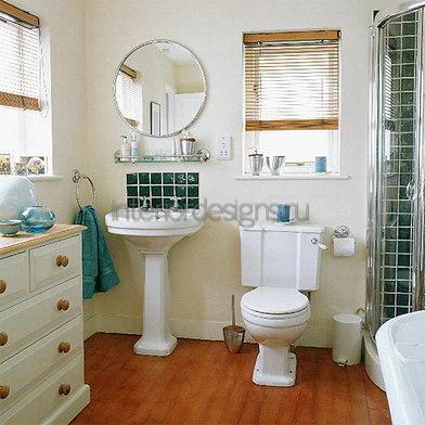 проектирование дизайна ванной 170х170