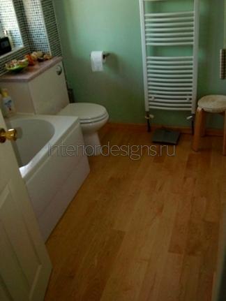 отделка ванной комнаты 170х170