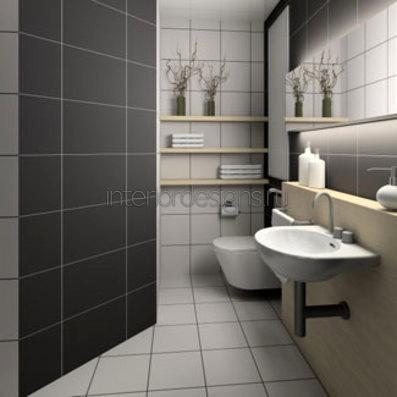 обустройство ванной 150х135