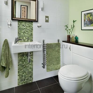 дизайн ванной – мозаика