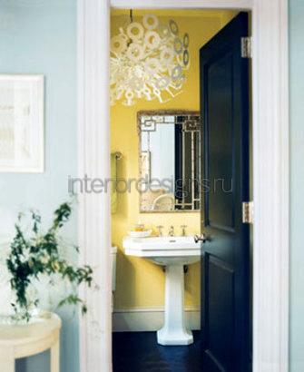 дизайн красивой ванной