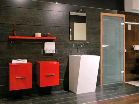 проект-дизайн красивой ванной комнаты