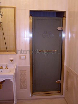 проект-дизайн красивой ванной