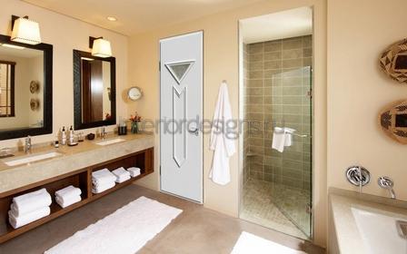 красивый дизайн ванных комнат