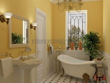 варианты и примеры дизайна красивых ванных