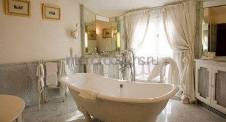 варианты и примеры дизайна ванных комнат