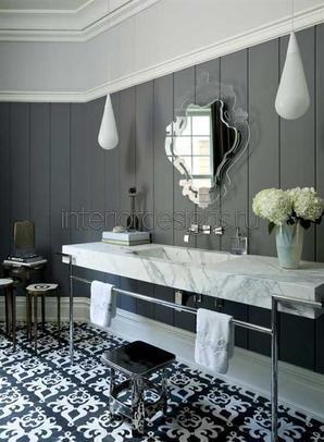 варианты и примеры дизайна ванных