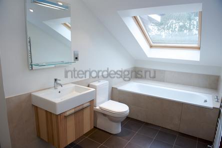 варианты дизайна красивых ванных комнат