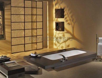 варианты дизайна красивых ванных
